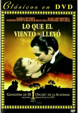 Lo Que El Viento Se Llevó (Gone With The Wind)
