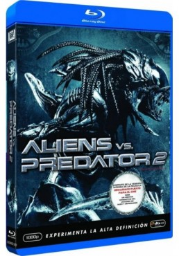 Alien vs. Predator 2 (Aliens vs. Predator: Requiem)