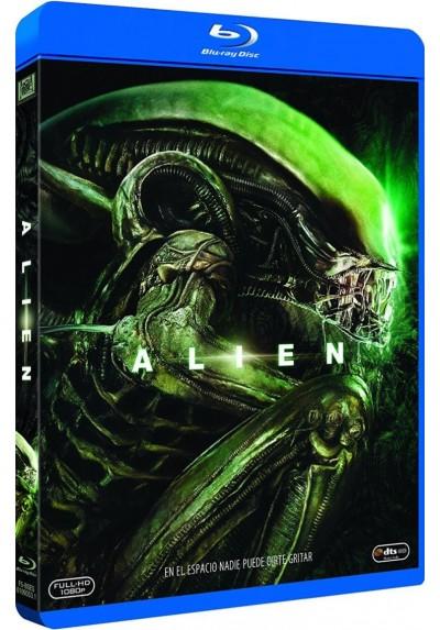 Alien, El 8º Pasajero (Blu-Ray)