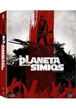 El Planeta De Los Simios - Saga Completa (Blu-Ray) (Planet Of The Apes)