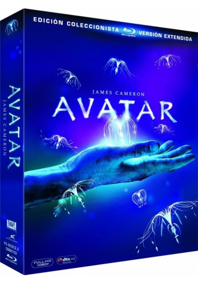Avatar (Blu-Ray) (Ed. Extendida) (Ed. Coleccionista)