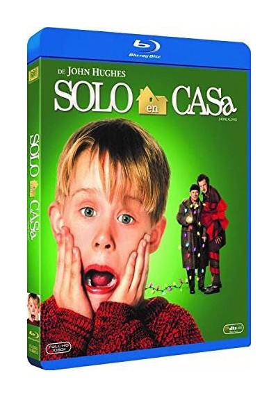 Solo En Casa (Blu-Ray) (Home Alone)