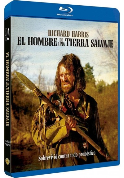 El Hombre De Una Tierra Salvaje (Blu-Ray) (Man In The Wilderness)