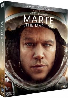 Marte (Blu-Ray 3d + Blu-Ray) (The Martian)