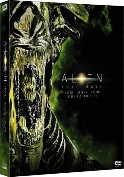 Pack Alien Antología