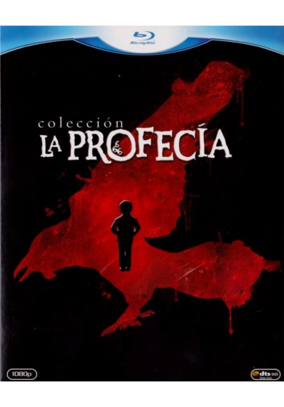 Trilogía - La Profecía (Blu-Ray)