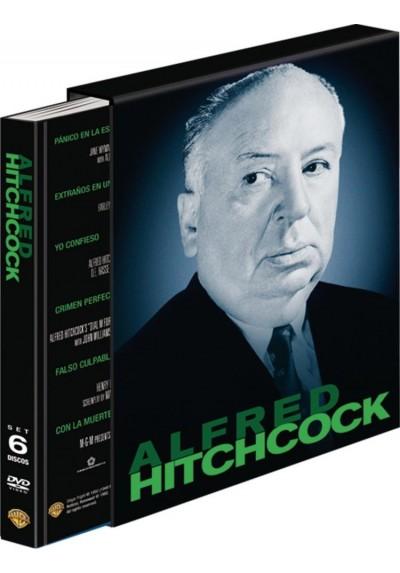 Colección Alfred Hitchcock (Ed. Libro)