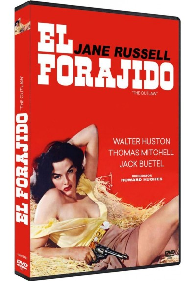 El Forajido (Dvd-R) (The Outlaw)
