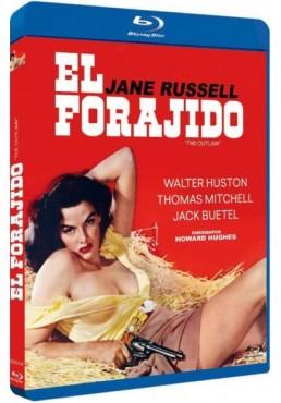 El Forajido (Blu-Ray) (Bd-R) (The Outlaw)