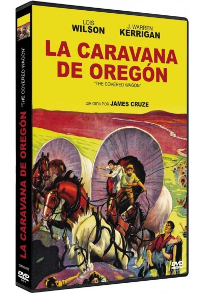 La Caravana De Oregón (Dvd-R) (The Covered Wagon)