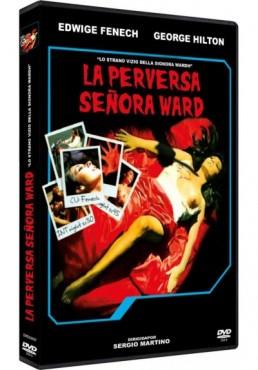 La Perversa Señora Ward (Dvd-R) (Lo Strano Vizio Della Signora Wardh)