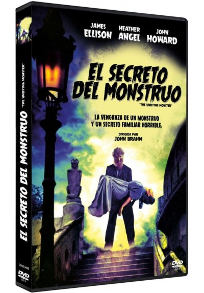 El Secreto Del Monstruo (Dvd-R) (The Undying Monster)