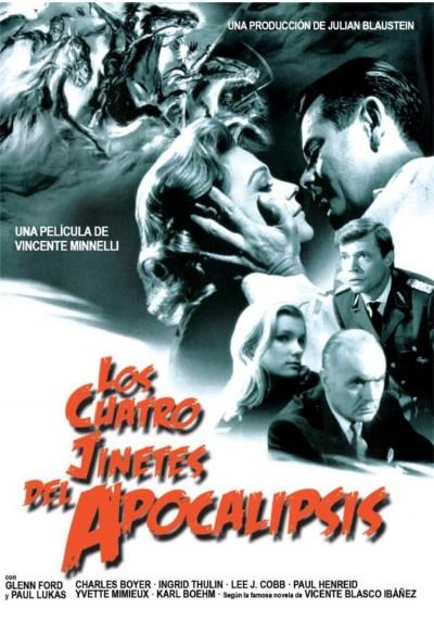 Los Cuatro Jinetes Del Apocalipsis (1962) (The Four Horsemen Of The Apocalypse)