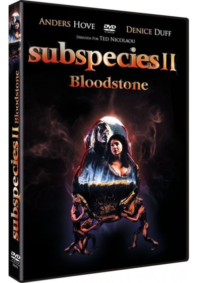 Subspecies II (Bloodstone: Subspecies II)