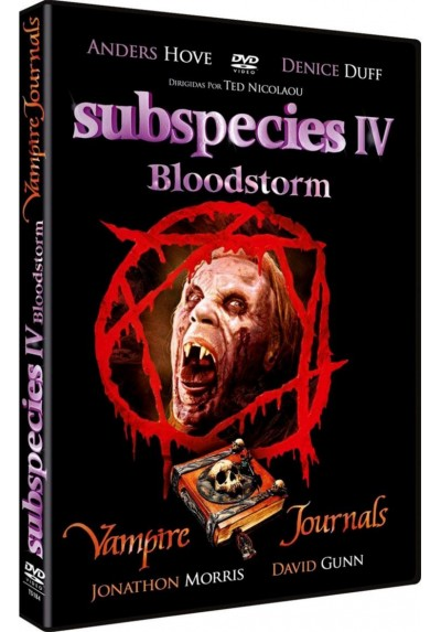Subspecies IV + Vampire Journals (Subspecies: The Awakening + Vampire Journals)
