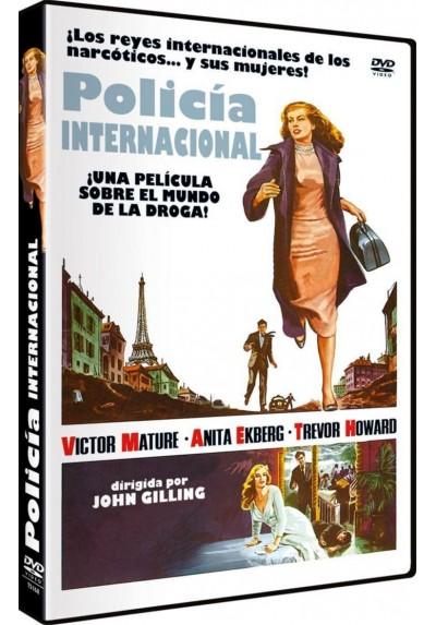 Policía Internacional (Interpol)