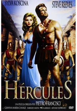 Hércules (1958) (Le Fatiche Di Ercole)