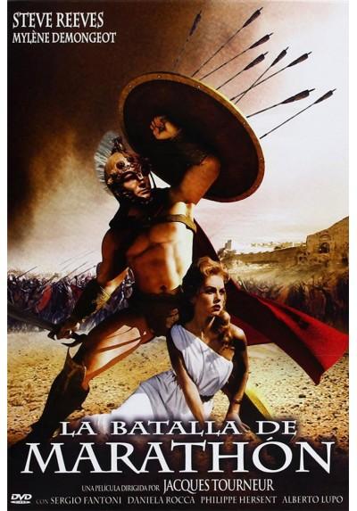 La Batalla De Marathón (La Battaglia Di Maratona)