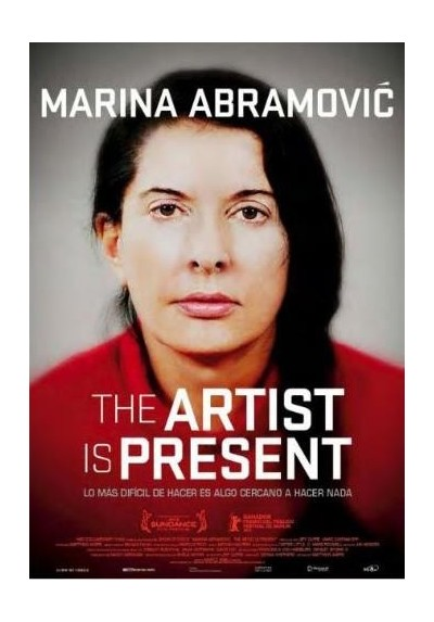 Marina Abramovic : The Artist Is Present (V.O.S)