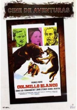 Colmillo Blanco (1973) (Zanna Bianca)