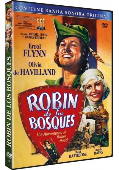 Robin De Los Bosques (Nueva Edición) (The Adventures Of Robin Hood)