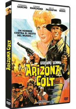 Arizona Colt (Dvd-R)