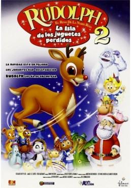 Rudolph 2 - La Isla De Los Juguetes Perdidos