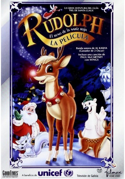 Rudolph, El Reno De La Nariz Roja (Rudolph The Red-Nosed Reindeer: The Movie)