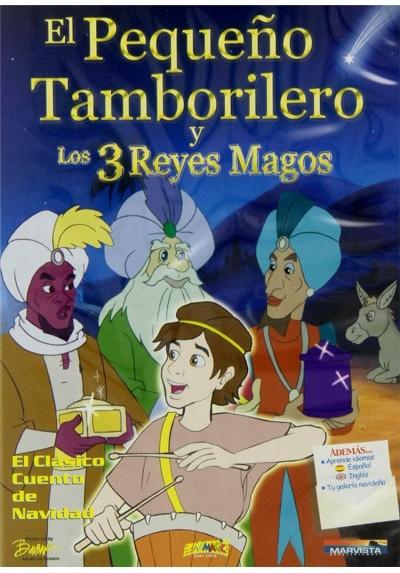El Pequeño Tamborilero Y Los 3 Reyes Magos (The Litte Drummer Boy)