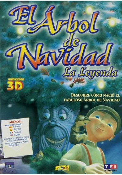 El Árbol De Navidad, La Leyenda (The Legend Of The Christmas Tree)