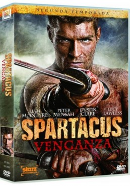 Spartacus: Venganza - 2ª Temporada (Spartacus: Blood And Sand)