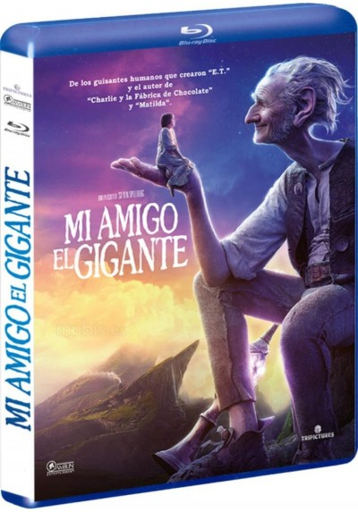 Mi Amigo El Gigante (Blu-Ray) (The Bfg)