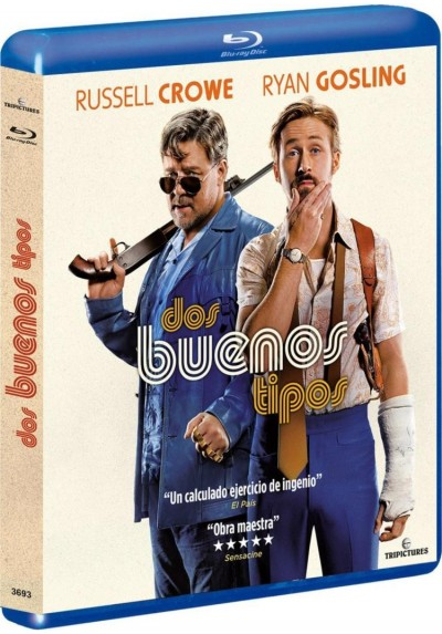 Dos Buenos Tipos (Blu-Ray) (The Nice Guys)