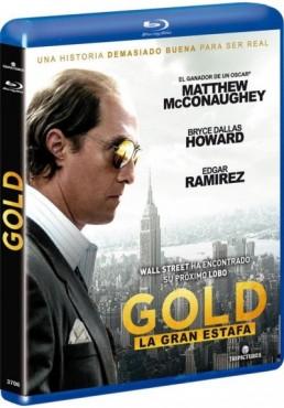 Gold, La Gran Estafa (Blu-Ray)