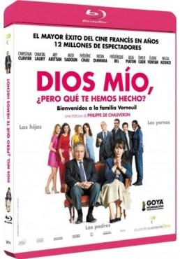 Dios Mío, Pero Qué Te Hemos Hecho? (Blu-Ray) (Qu'Est-Ce Qu'On A Fait Au Bon Dieu?)