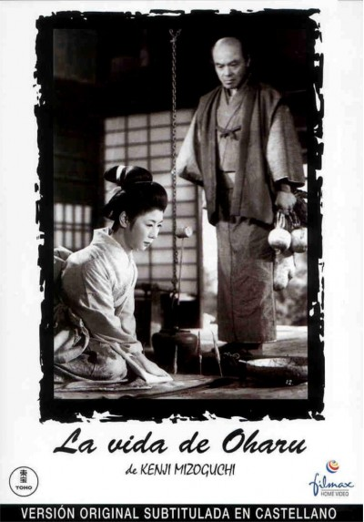 La Vida De Oharu (V.O.S) (Saikaku Ichidai Onna)