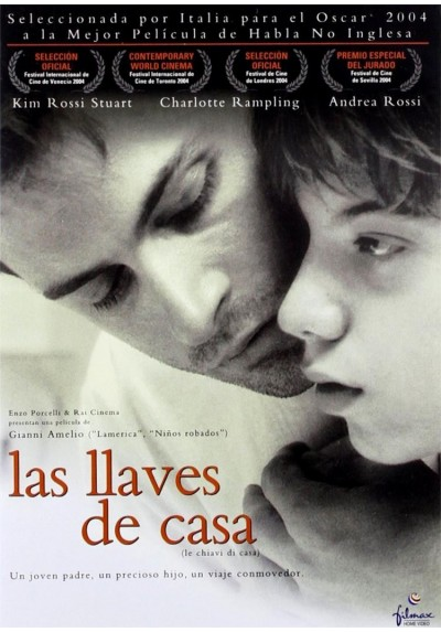 Las Llaves De Casa (The Keys To The House)