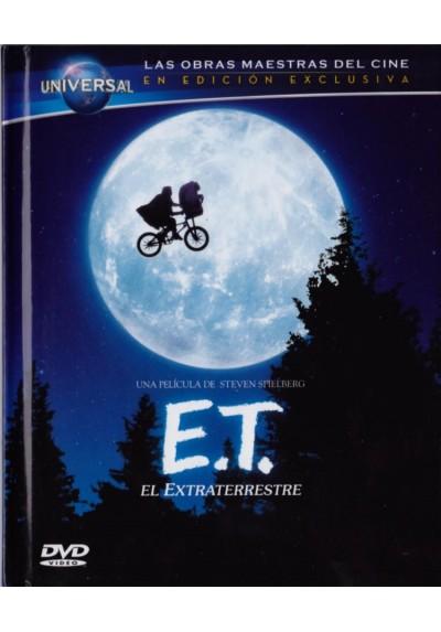 E.T. El Extraterrestre (Ed. Libro) (E.T.: The Extra-Terrestrial)
