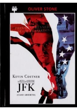 JFK (Caso Abierto) (Ed. Libro)