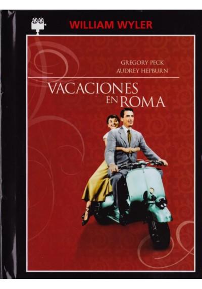 Vacaciones En Roma (Roman Holiday) (Ed. Libro)