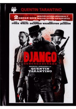 Django Desencadenado (Django Unchained) (Ed. Libro)