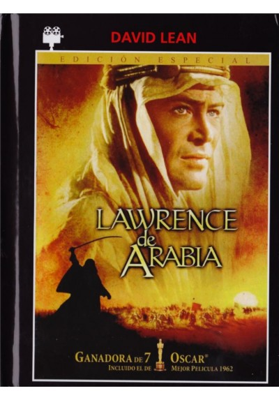 Lawrence De Arabia (Lawrence Of Arabia) (Ed. Libro)