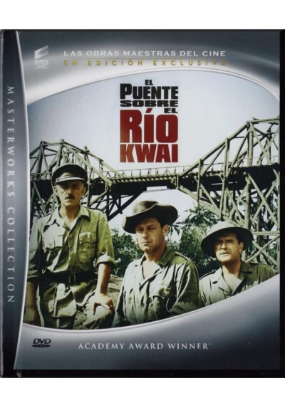 El Puente Sobre El Rio Kwai (The Bridge On The River Kwai) (Ed. Libro)