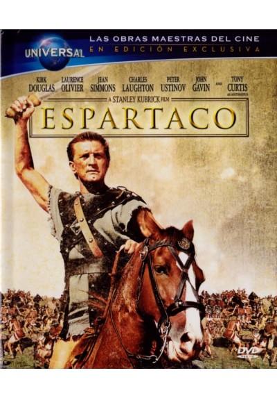 Espartaco (Spartacus) (Ed. Libro)
