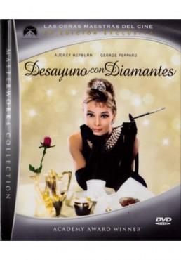 Desayuno Con Diamantes (Breakfast At Tiffany´s) (Ed. Libro)
