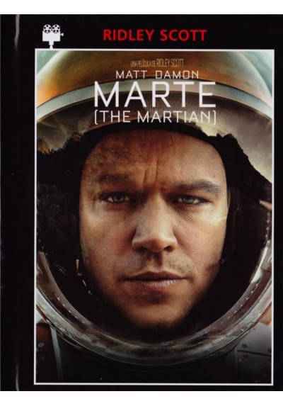 Marte (The Martian) (Ed. Libro)