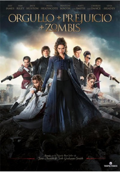 Orgullo + Prejuicio + Zombis (Pride And Prejudice And Zombies)