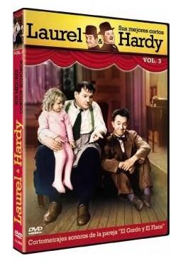 Laurel & Hardy Sus Mejores Cortos - Volumen 3
