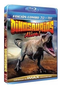 Dinosaurios Alive (Blu-Ray + Dvd)
