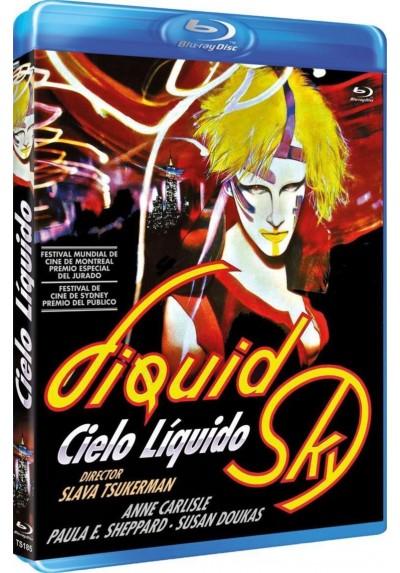 Cielo Líquido (Blu-Ray) (Liquid Sky)
